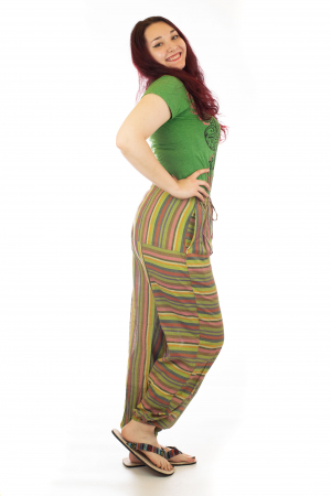 Pantaloni lejeri - Rainbow model 31