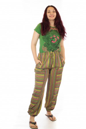 Pantaloni lejeri - Rainbow model 30