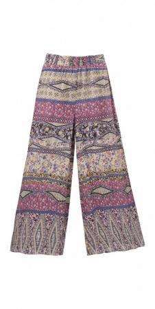 Pantaloni lejeri si vaporosi de vara - PA162913