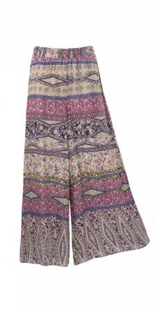 Pantaloni lejeri si vaporosi de vara - PA162912