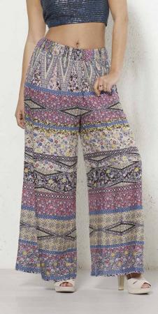 Pantaloni lejeri si vaporosi de vara - PA162910
