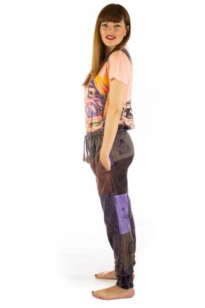 Pantaloni lungi cu patch - Model 173