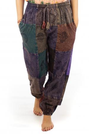 Pantaloni lungi cu patch - Model 170