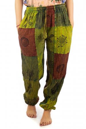 Pantaloni lungi cu patch - Model 180