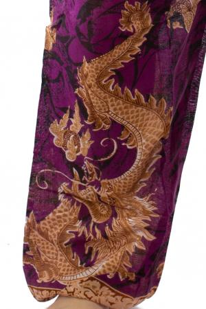 Pantaloni Print Model 52
