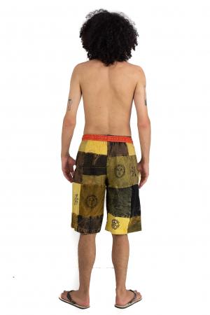 Pantaloni scurti cu patch - Model 20 [3]