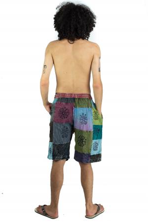 Pantaloni scurti cu patch - Model 15 [3]
