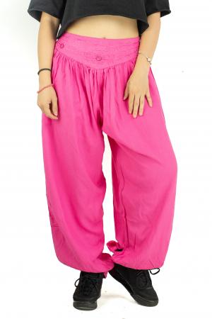 Pantaloni subtiri - Pink Princess - PA10447 [0]