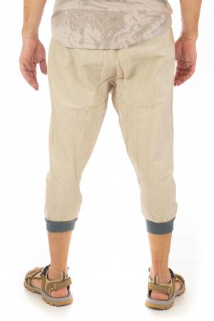 Pantaloni tip salvari trei sferturi - Model 23