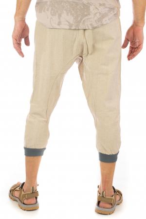 Pantaloni tip salvari trei sferturi - Model 22
