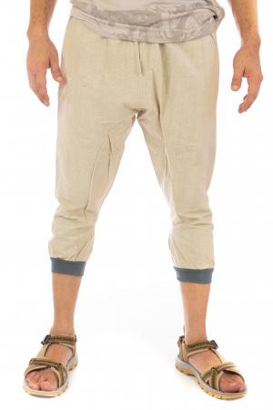 Pantaloni tip salvari trei sferturi - Model 20