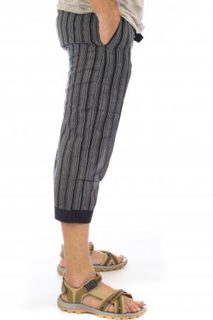 Pantaloni tip salvari trei sferturi - Model 3 [1]