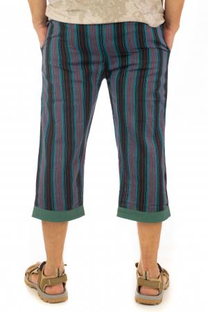 Pantaloni tip salvari trei sferturi - Model 43