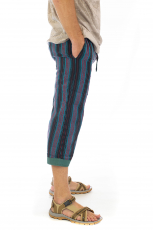 Pantaloni tip salvari trei sferturi - Model 42
