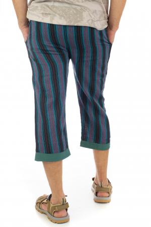 Pantaloni tip salvari trei sferturi - Model 44