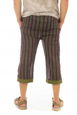 Pantaloni tip salvari trei sferturi - Model 52