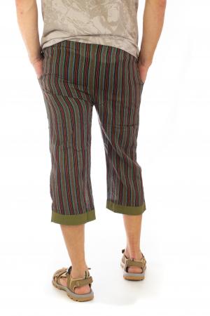 Pantaloni tip salvari trei sferturi - Model 53