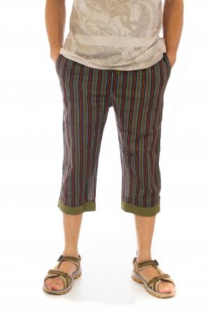 Pantaloni tip salvari trei sferturi - Model 54