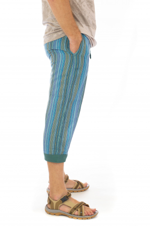Pantaloni tip salvari trei sferturi - Model 62