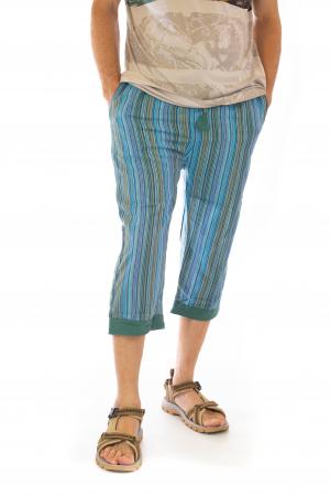 Pantaloni tip salvari trei sferturi - Model 63