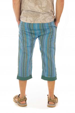 Pantaloni tip salvari trei sferturi - Model 64