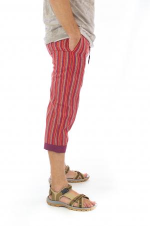 Pantaloni tip salvari trei sferturi - Model 92