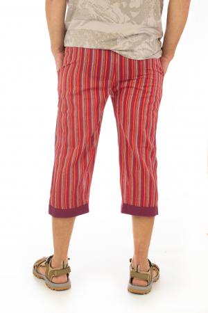 Pantaloni tip salvari trei sferturi - Model 93