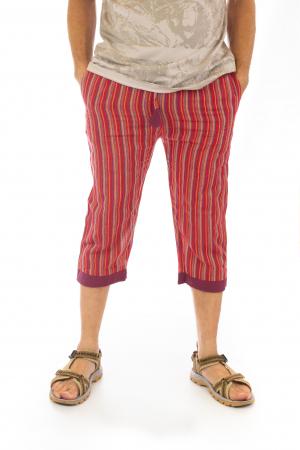 Pantaloni tip salvari trei sferturi - Model 90
