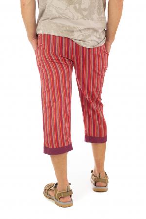 Pantaloni tip salvari trei sferturi - Model 94
