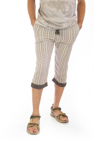 Pantaloni tip salvari trei sferturi - Model 101
