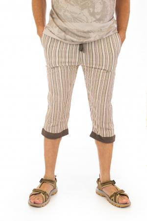 Pantaloni tip salvari trei sferturi - Model 100