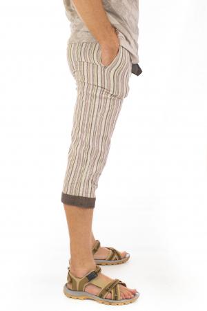 Pantaloni tip salvari trei sferturi - Model 102