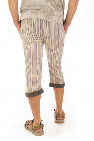 Pantaloni tip salvari trei sferturi - Model 104