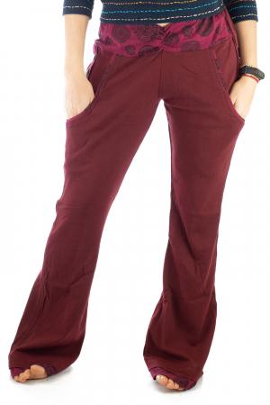 Pantaloni rosii - Mandala rosie0