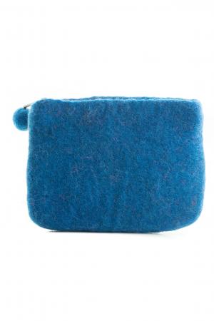 Portofel albastru - Buline [1]