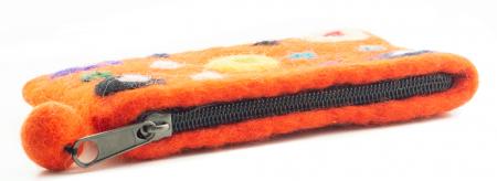 Portofel orange - Buline [2]
