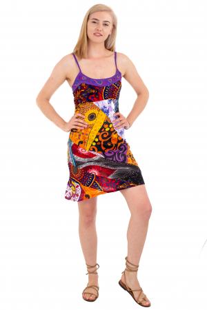 Rochie de vara - Multicolora [1]