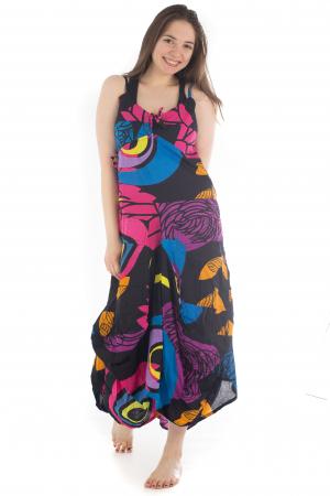 Rochie de plaja lejera - Multicolora HI1494A1