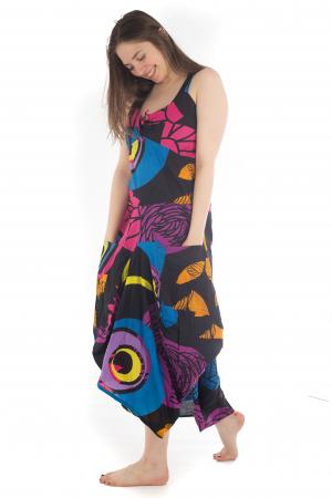 Rochie de plaja lejera - Multicolora HI1494A2
