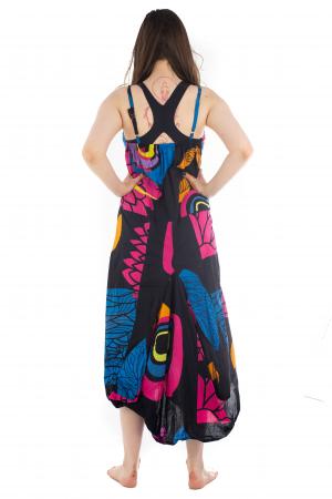 Rochie de plaja lejera - Multicolora HI1494A3