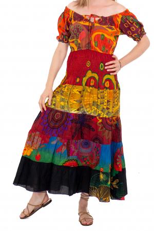 Rochie multicolora -  Summer Mix19 HI2897A [0]