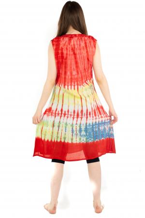 Rochie Tie-Dye din rayon - Rosie [3]