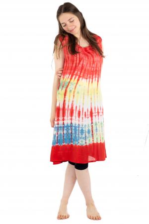 Rochie Tie-Dye din rayon - Rosie [4]