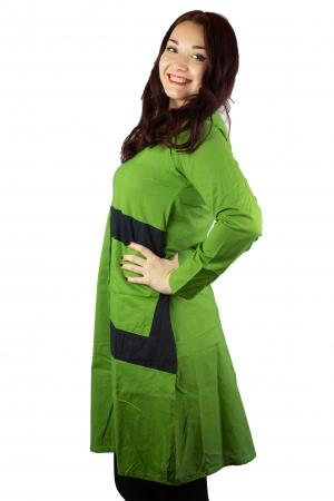 Rochie Boho - Verde0