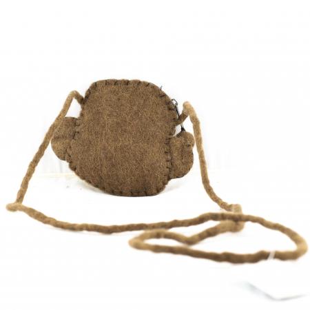 Geanta de umar din feltru - Monkey1