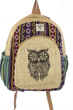 Rucsac din canepa si bumbac - OWL 50