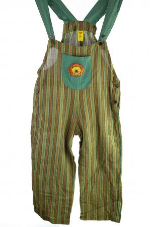 Salopeta colorata de copii - Leu M10