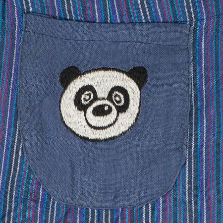 Salopeta colorata de copii - Panda M6 [1]