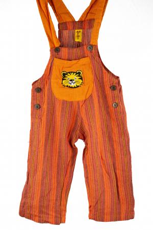 Salopeta colorata de copii - Tigru M20 [0]