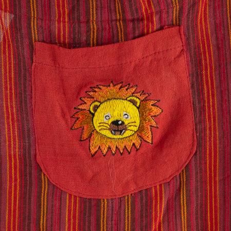 Salopeta colorata de copii - Leu M31